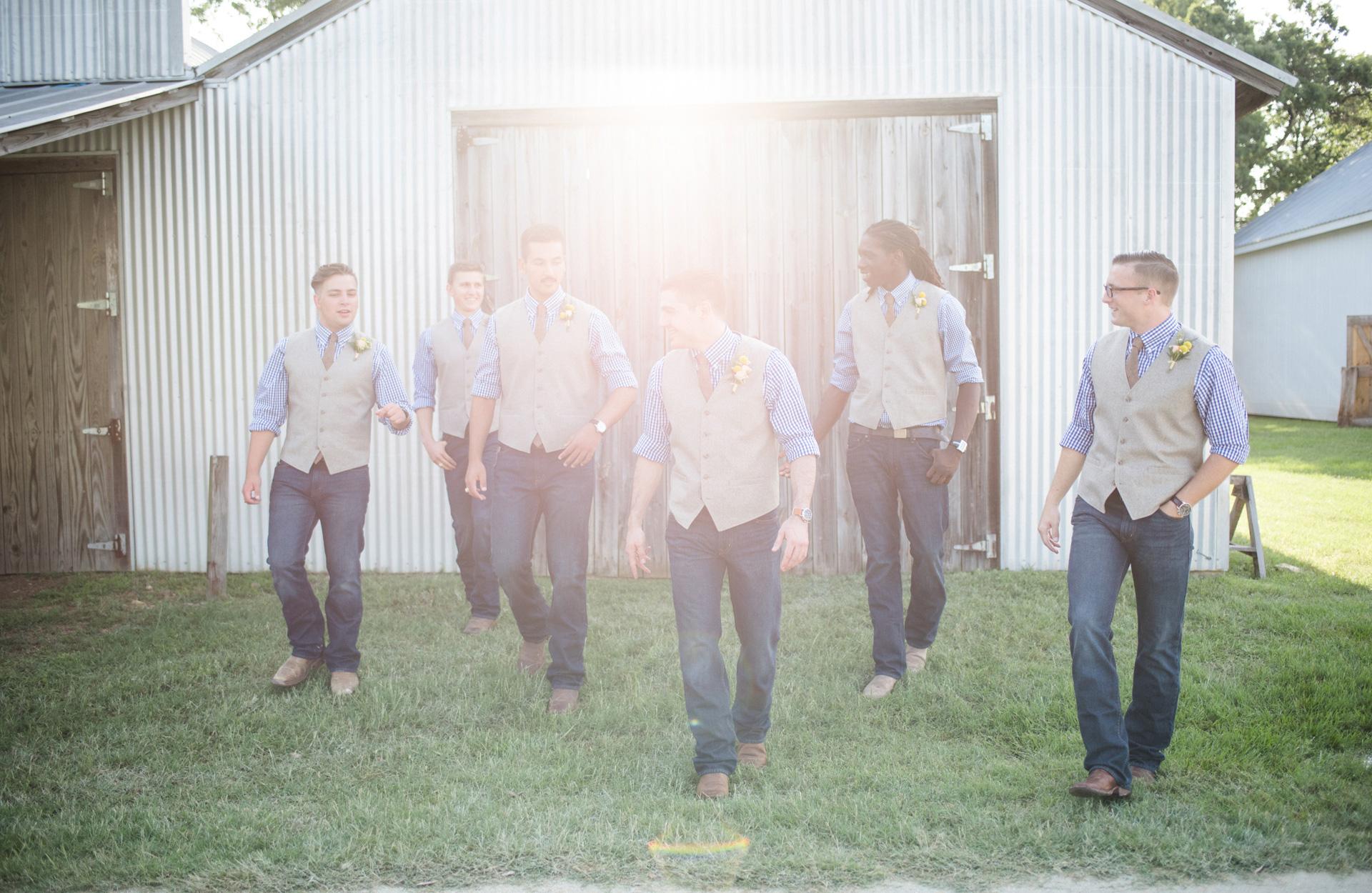Amish Barn at Edge, Texas | Premier wedding and event venue